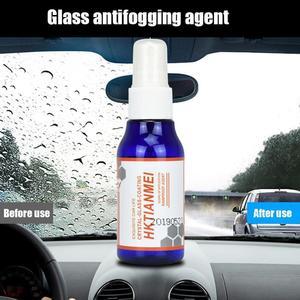60ml Nano hydrophobe revêtement liquide verre étanche jet étanche à la pluie verre céramique Agent de nettoyage fenêtre réparation voiture accessoires