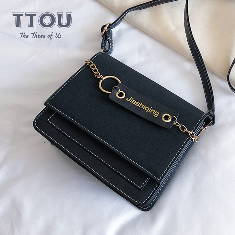 Fashion Mini Women Crossbody Bags Retro Leather Wide Shoulder Strap Messenger Bag Lady Travel Purses And Handbag CrossBody Bag