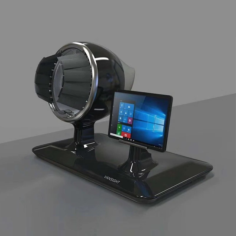 Portable Digital Skin Analyzer Machine