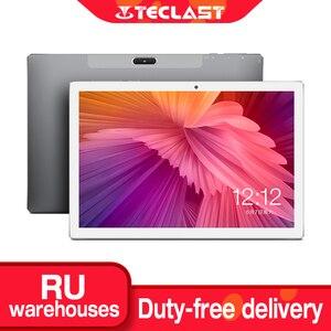Image 1 - Teclast M30 10.1インチのタブレット2560 × 1600 2.5 18k ipsスクリーン4 3g phablet MT6797 X27デカコア4 1gbのram 128ギガバイトromアンドロイド8.0タブレットpc