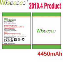 WISECOCO 4450mAh BV-T4D Battery For Miscrosoft Lumia