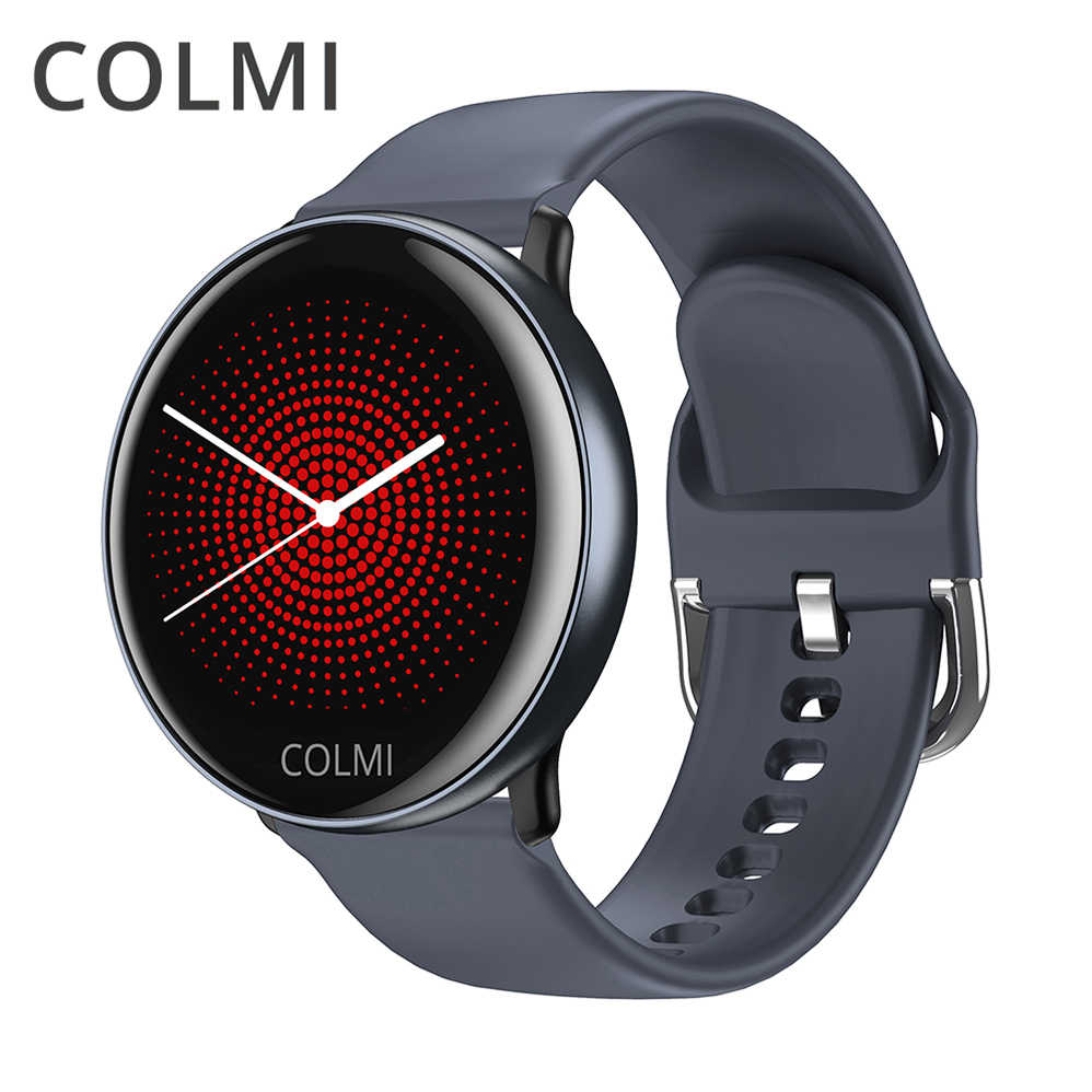 COLMI SKY 2 Smart watch IP68 waterproof Heart Rate Blood oxygen Sport Bluetooth Men Fitness Trakcer Smartwatch For iOS Android