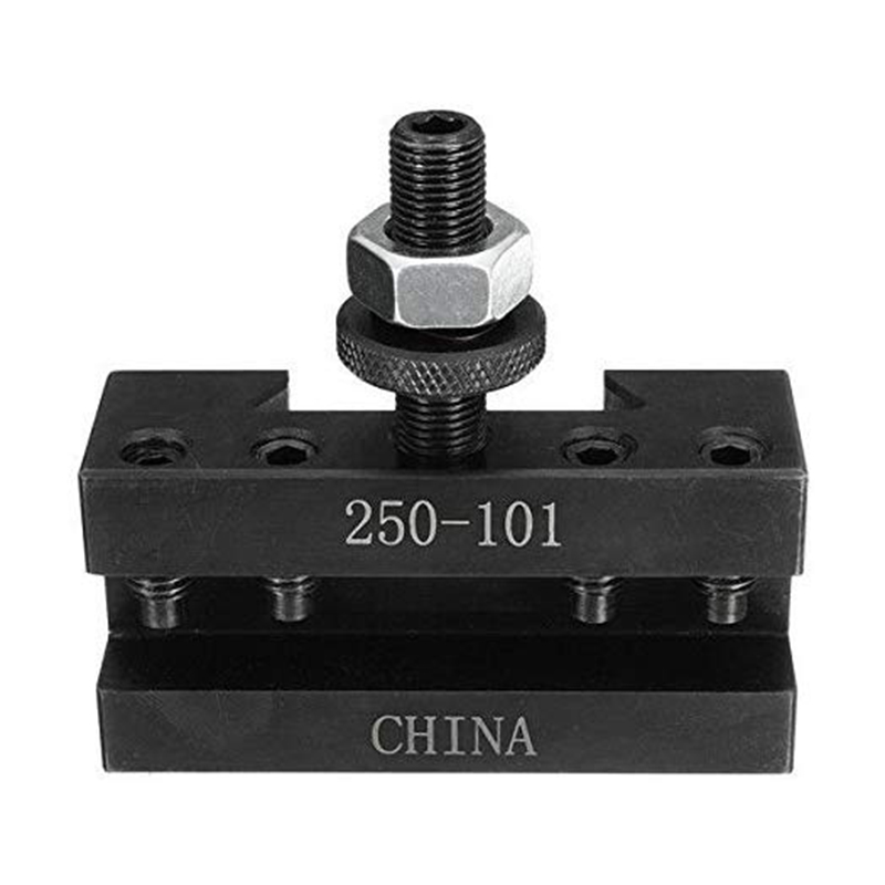 Image 4 - 2PCS Quick Change Turning and Facing Holder 250 101 for Lathe Tool Post HolderTool Holder   -