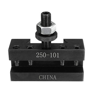 Image 4 - 2PCS Quick Change Turning and Facing Holder 250 101 for Lathe Tool Post Holder