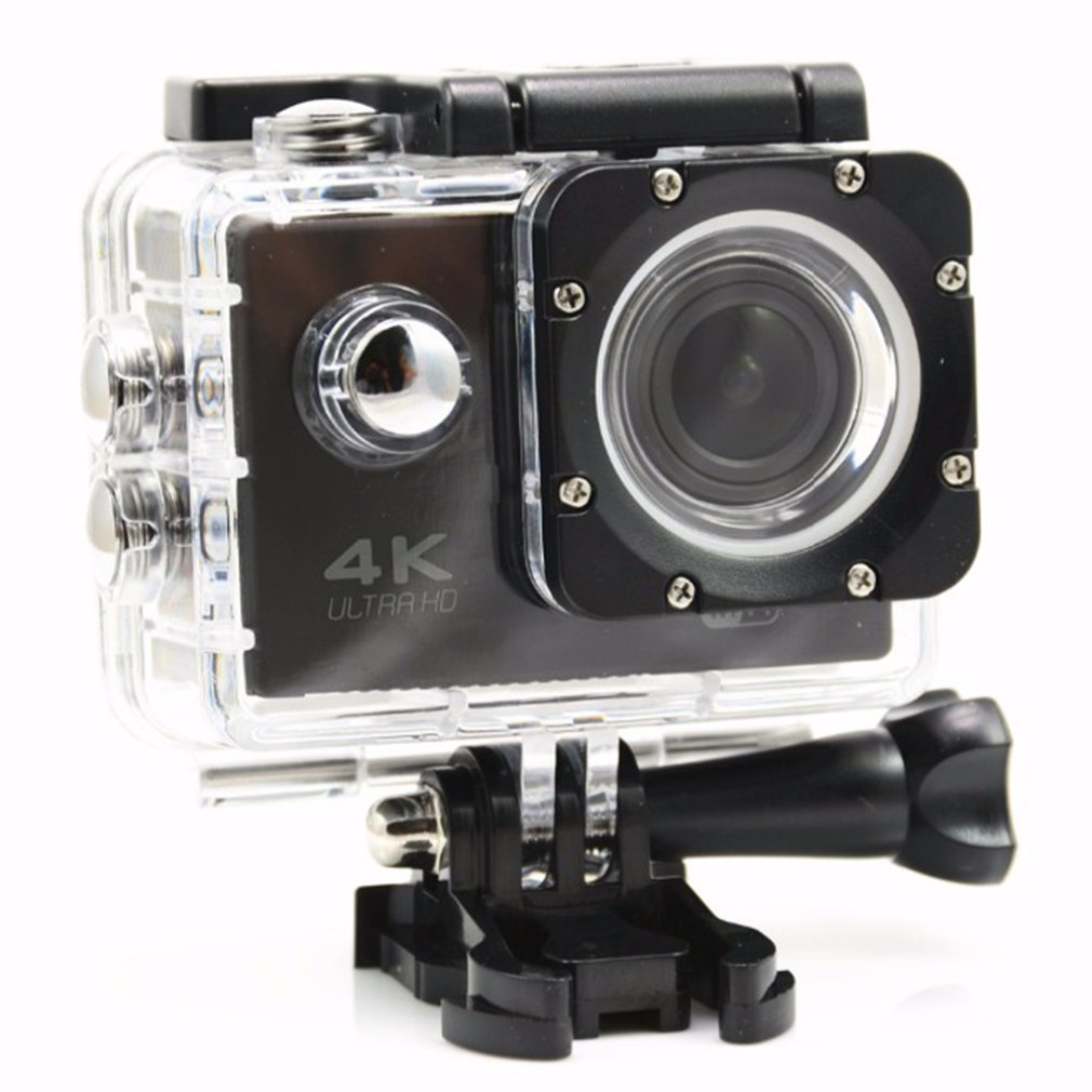 Pro Camera Video-Camcorder Waterproof Ultra Hd H9 Remote-Control Sports 4k Wifi DVR Go