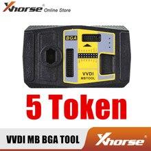 Xhorse herramienta VVDI MB BGA para Cálculo de contraseña, Token sin dispositivo, NO necesita envío