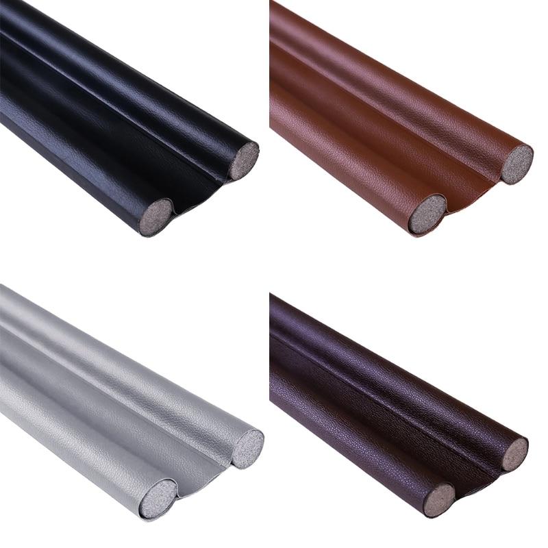 96 см Гибкая дверная Нижняя уплотнительная полоса Защитная уплотнительная лента защита от ветра и пыли