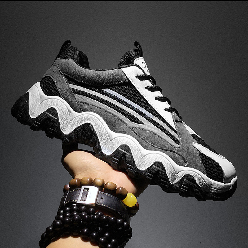 New Krasovki Mens Casual Shoes Brand Breathable Men Sneakers Erkek Ayakkabi Male Sport Fashion Shoes Chaussures Hommes Ins Hot