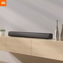 Xiaomi Redmi Soundbar TV Speaker Bluetooth Aux SPDIF Audio Amplifier Home Theater Music Player саундбар xiaomi tv soundbar белый