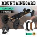 95 см Planche tout Terrain горный скейтборд длинная доска для взрослых Tige en Acier