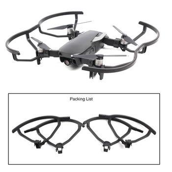4 шт. защитный Пропеллер для DJI Mavic Air Drone Quick Release Bumper легкий вес защита лезвия реквизит крыло запасные части