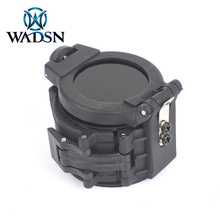 Protective-Cover Wadsn Airsoft Tactical-Flashlight M961 M910 40mm WNE04091 INFRARED-FILTER-DIAMETER