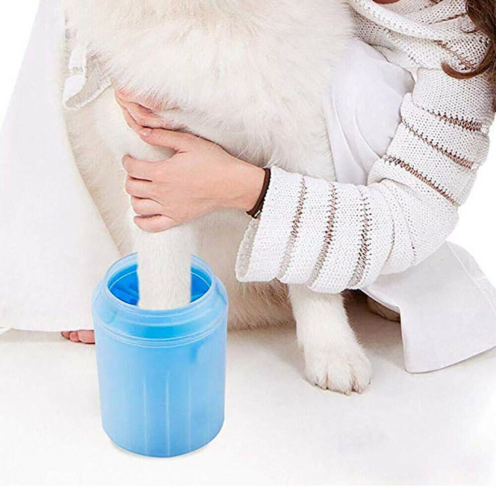 Best Promo #76f3 - Portable Dog Paw Cleaner Soft Silicone Pet Foot ...