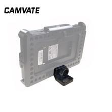 Кронштейн для монитора CAMVATE SmallHD 700 с винтовым креплением на 1/4 20 дюймов и фиксирующими контактами для монитора FeelWorld F6 Plus