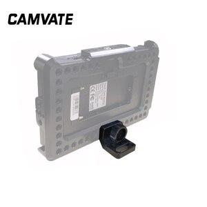 """Image 1 - CAMVATE SmallHD 700 Soporte de Monitor con tornillo de 1/4 """" 20, pasadores de localización para Monitor FeelWorld F6 Plus"""
