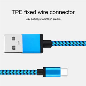 Data-Charger Magnetic-Cable Microusb Type-C Android Fast