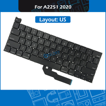 Keyboard Replacement Laptop-A2251-Keyboard Macbook Year New for Pro Retina 13-A2251/us