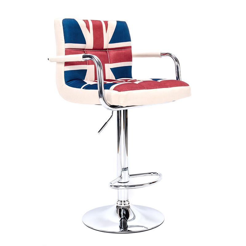 Home Bar Chair Lift Bar Chair Modern Minimalist Bar Chair High Bar Stool Back Stool Stool High Stool Front Desk Chair