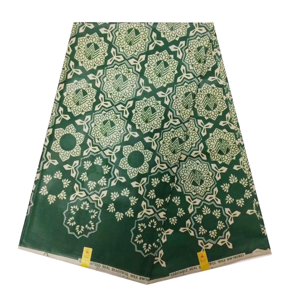 African Nigerian Super Jave Wax Fabrics For Dress High Quality 100% Cotton Ghana Holland Veritable Print Wax Pange Materials