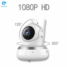 Free Shipping 1080P HD Indoor WIFI IP Camera Wireless WIFI Security Dummy Camera 64G TF Card Storage Pan 360-degree Surveillance vstarcam c7838wip hd indoor ip camera pnp audio recording storage 64g tf card cctv wireless ip camera 720p free send 8gb card