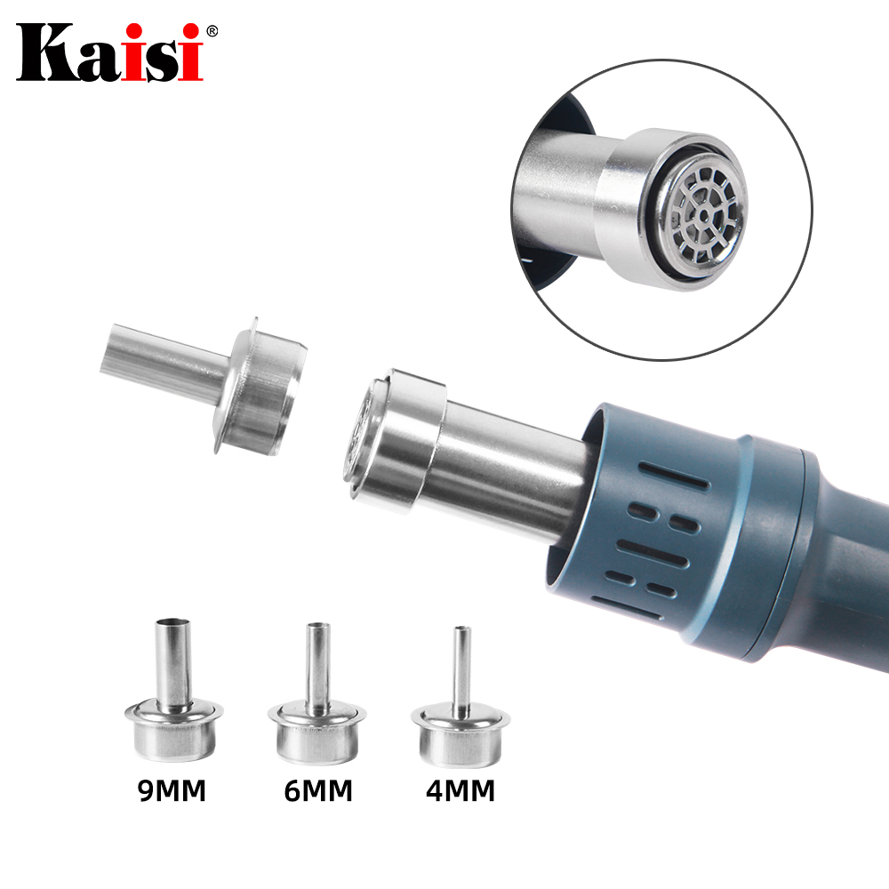home improvement : Original Kaisi 901DW 1000W Lead Free Hot Air Rework Station Professional  microcomputer temperature Heat Gun Soldering Station