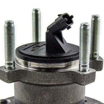 Rear Wheel Bearing Hub ABS Sensor VKBA3624 For Fiat Vauxhall Opel Signum Saab