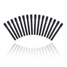 アートメイクタトゥーインクスティック 50 個眉毛リップアイライナー Microblading ボディーアートのためのミキサーマシンタトゥーサプライタトゥーガンツール