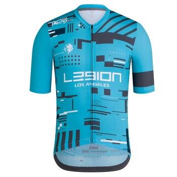 L39ION 2020 pro team-ropa de ciclismo para hombre, conjunto de camisetas y...