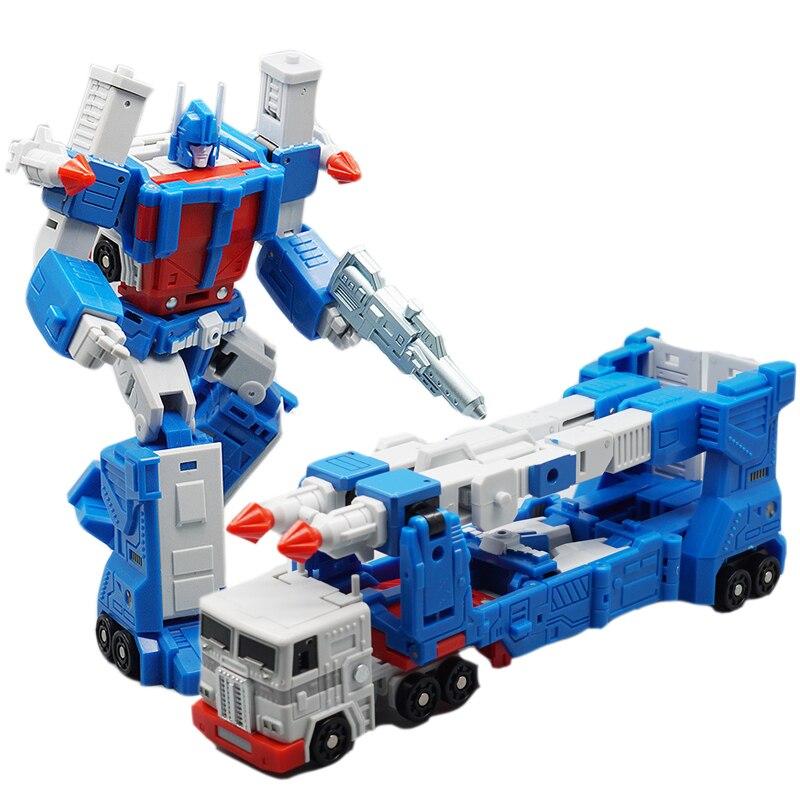 MP11 Masterpiece Transformers Starscream G1 Bonecos de ação de classe Líder Brinquedo Ko