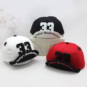 Кепка для маленьких мальчиков, детская бейсболка с надписью, хлопковая Регулируемая шляпа от солнца, Кепка для девочек, летняя и Зимняя кепка