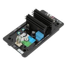 Генератор AVR R250 автоматический регулятор напряжения модуль бесщеточный дизель генераторная система набор генератора Запчасти Аксессуары