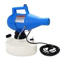 4.5L Fogger Sprayer Cold Fogging Machine Disinfector Electric ULV EU Plug