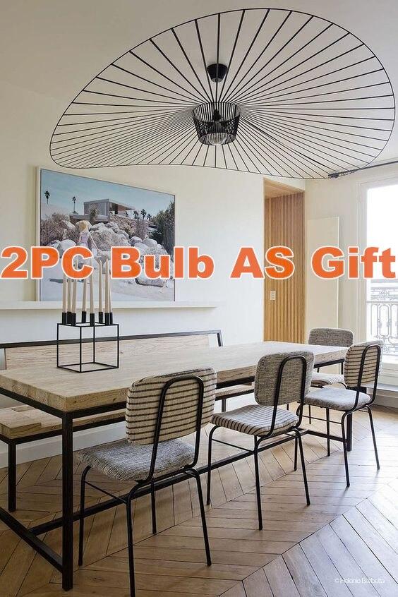 2020 luces colgantes Led modernas, lámpara vertical de suspensión E27 Constance luminaria para comedor restaurante