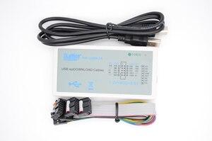 Image 2 - USB Isp تحميل كابل JTAG SPI مبرمج ل شعرية FPGA CPLD مجلس التنمية دعم ويندوز