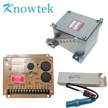 1 set 발전기 액추에이터 adc225 12 v/24 v 픽업 센서가있는 주지사 esd5500e 3034572디젤 발전기 용