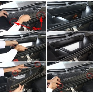 Image 5 - Cabin Filter 4M0819100 For Audi Q7 4M SUV 2.0 3.0 TFSI 3.0TDI quattro Engine V6 Model 2016 2017 2018 2 PCS External Filter Set