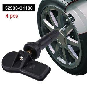 Tire Pressure Sensor for Hyundai Tucson 2019 52933-C1100 52933C1100 for Hyundai Sonata Santa Fe 2019 Monitoring 2016 2017 2018(China)