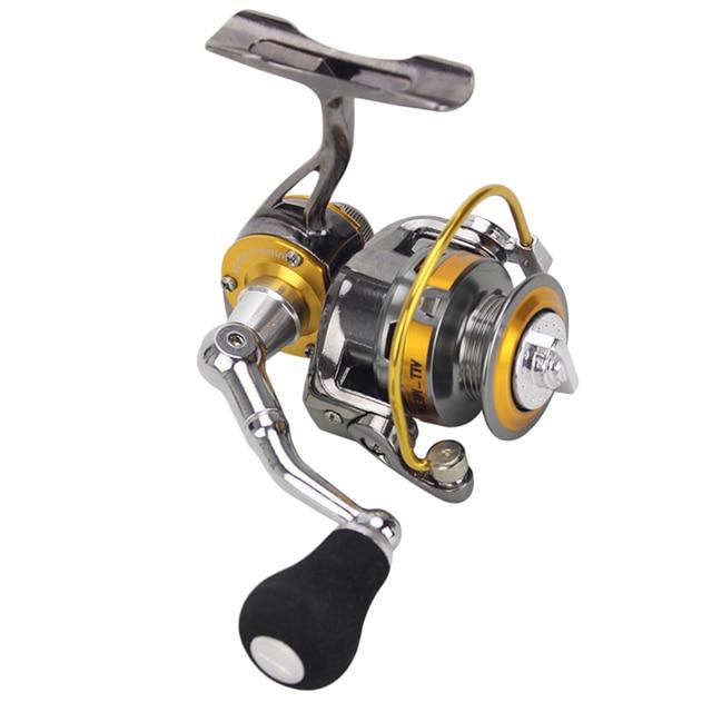 Best No1 Reel Ultra Light High Strength Fishing Fishing Reels cb5feb1b7314637725a2e7: Gold|Red
