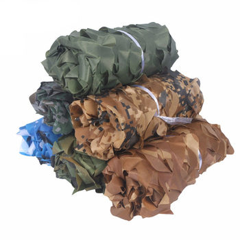1 5M Width Camouflage net Gazebos Camo Military Army Car Cover Oxford Outdoor Camping Hiking