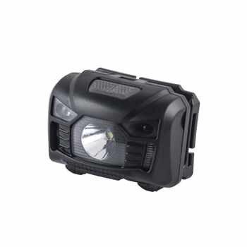 Smart sensor headlight outdoor camping climbing mountain portable LED headlight 5 modes rechargeable waterproof headlamp