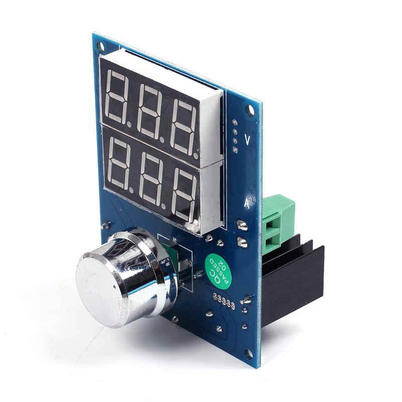 Xh-M403 dc-dc régulateur de tension numérique Buck abaisseur Module d'alimentation 5-36V à 1.3-32V alimentation haute tension