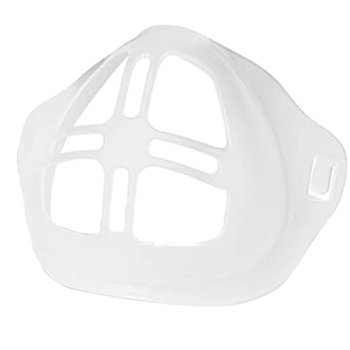 Transparent Mask Holder 3D Three-dimensional Disposable Inner Support Mask Anti-boring Breathable Lining Mask Holder image