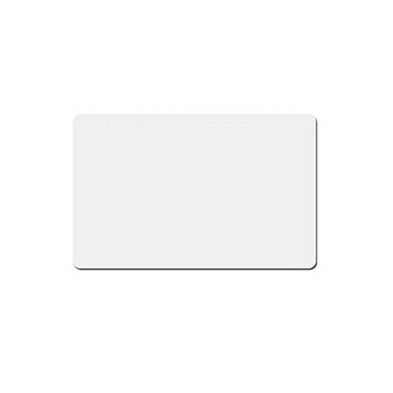 1/5/10 шт RFID бирка для ключей Карточки контроля доступа 13,56 МГц бесконтактные высокой частоты IC карты белый ПВХ отступы посещаемости NFC карт