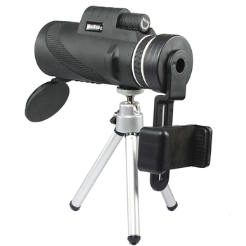 Maifeng 40X60 Powerful Binoculars Telescope Zoom Professional Hunting Night-vision Military-hd High-quality Tripod-phone-holder image