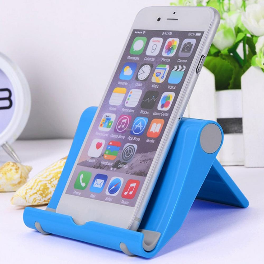 Universal Colorful Multi-functional Phone Table Holder Adjustable  Phone Holder Phone Accessories For Smart Mobile