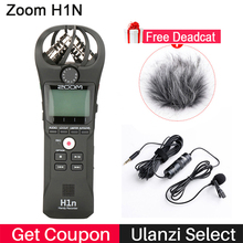 ZOOM H1 H1N Handy Recorder Digital Camera Audio Recorder Int