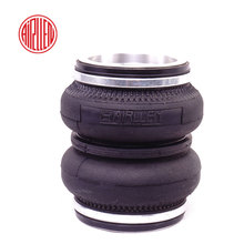 rubber airbag/ car air bag suspension/shock absorber parts/Airllen two convolute air spring /auto pneumatic modification parts for bmw e46 3 series m3 2001 2006 rear air suspension airspring double bellows rubber shock absorber pneumatic parts