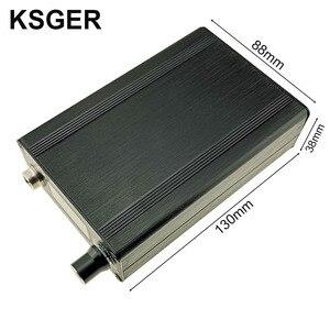 Image 4 - KSGER T12 Löten Station DIY STM32 V 3,1 S OLED Werkzeuge Löten T12 Eisen Tipps Aluminium Legierung 907 Griff Metall stand Schnelle Wärme