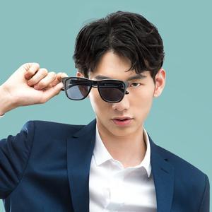 Image 3 - Xiaomi Mijia Youpin TAC classique lunettes de soleil carrées pour homme & femme lentille polarisée une pièce design sport conduite lunettes de soleil