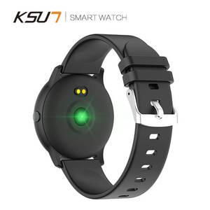 Image 5 - KSUN KSR908 ماجيك النساء معدل ضربات القلب الدم الأكسجين الرياضة بلوتوث الرجال جهاز تعقب للياقة البدنية Smartwatch IP68 السعر المنخفض سوار ساعة ذكية